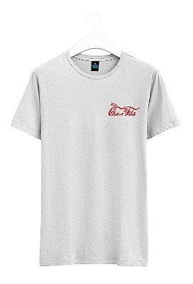 Camiseta Estampada Enjoy Chá de Fita