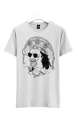 Camiseta Estampada Alceu Valença