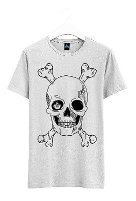 Camisa estampada de Caveira