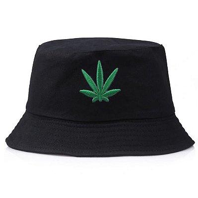 Bucket Hat Maconha