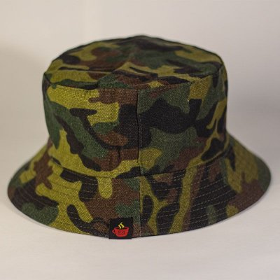 Bucket Hat Camuflado