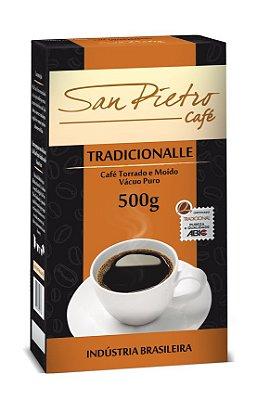 Café San Pietro Tradicional em pó - 500g (Vácuo)