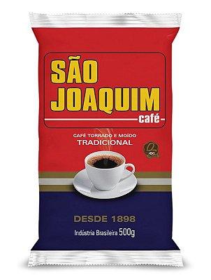 Café São Joaquim  Tradicional em pó - 500g (Almofada)