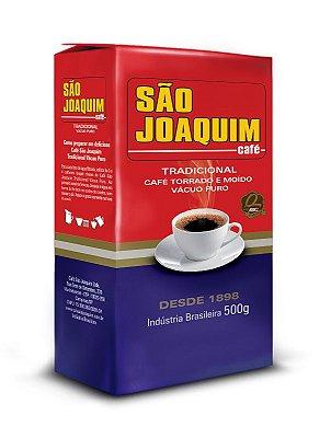 Café São Joaquim Tradicional em pó - 500g (Vácuo)