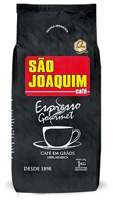 Café São Joaquim Espresso Gourmet em Grão - 1kg