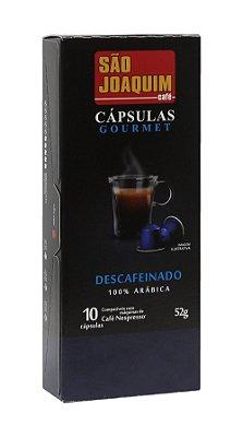 kit Cápsulas São Joaquim Descafeinado (10 Caixas / 100 cápsulas)