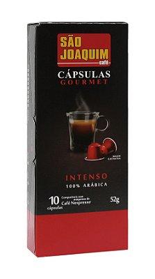 kit Cápsulas São Joaquim Intenso (10 Caixas / 100 cápsulas)