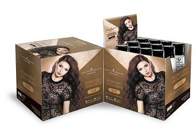 Caixa Reparador de Pontas Nathydra's Alho c/12 unidades - 15ML/cd - MSA Kosmetic
