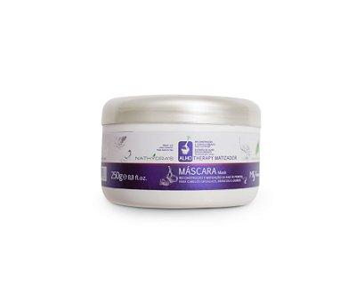 Máscara Matizadora Nathydra's Alho Therapy Reconstrução e Fortalecimento 250g - MSA Kosmetic
