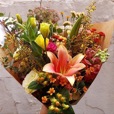 PROMOÇÃO: BUQUÊ da Florista ENTREGA NO FINAL DE SEMANA