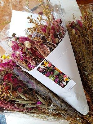 Buquê de Flores Preservadas