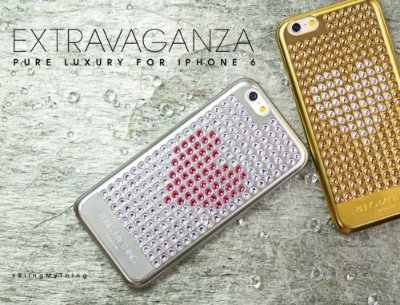Swarovski bling my thing iPhone