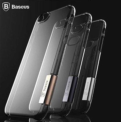 Capa Proteção Transparente iPhone 6s PLUS 6 PLUS (tela 5,5) | Sky Case Pro