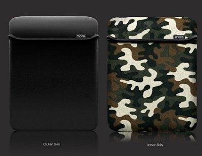 SAFARA Neoprene Reversible Series for iPads | Capa para iPad dupla face disponível em 3 cores