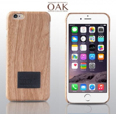Capa iPhone 6s e iPhone 6 (tela 4,7) | Oak Cover Collection