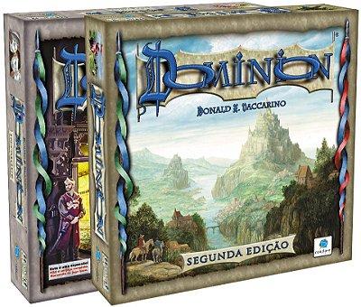 Combo Dominion 2ª Edição