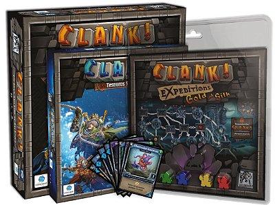 Clank! [COMBO - PRÉ-VENDA]