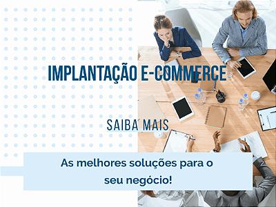 Implantação E-commerce