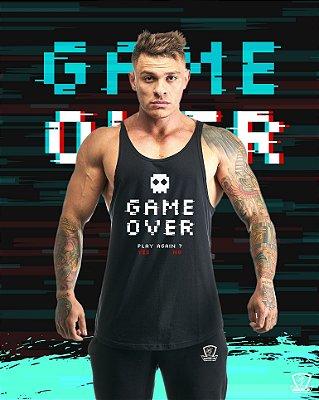 Regata Cavada Hardcore Line - Game Over