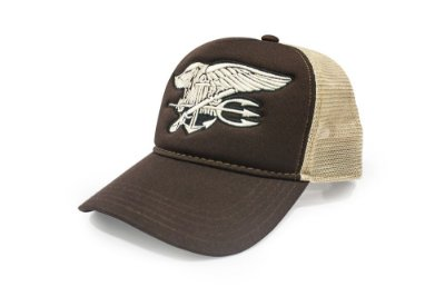 Boné Trucker Militar U.S. Navy Seals Exclusivo