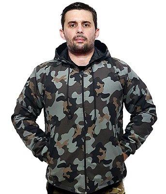 Jaqueta Militar Camuflada Urban