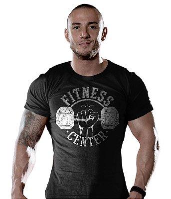 Camiseta Academia Fitness Center