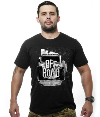 Camiseta Off Road Sem Limites