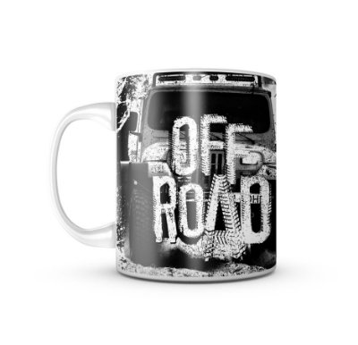 Caneca OFF ROAD 325ML