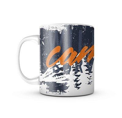 Caneca Camping Wild Life 325ML