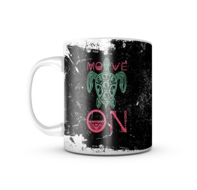Caneca Move On 325ML