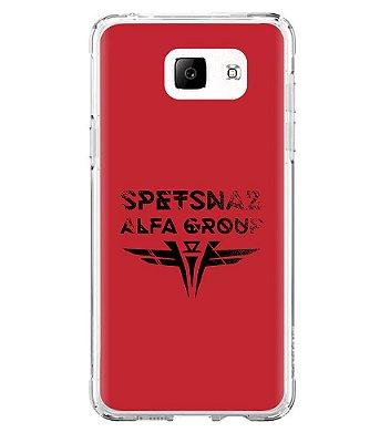 Capa para Celular Militar Spetsnaz Força Especial Russa Alfa Group