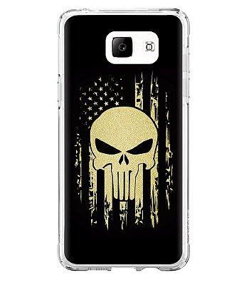 Capa para Celular Militar EUA Punisher