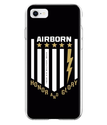 Capa para Celular Militar Airborn Honor And Glory