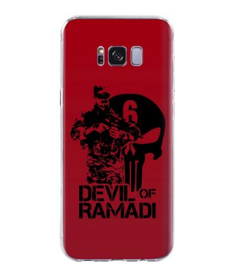 Capa para Celular Militar Devil Of Ramadi Tribute Chris Kyle