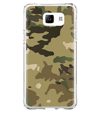 Capa para Celular Militar Camuflado Multicam