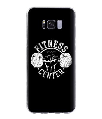 Capa para Celular Fitness Center