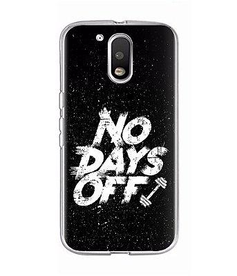 Capa para Celular No Days Off Team6