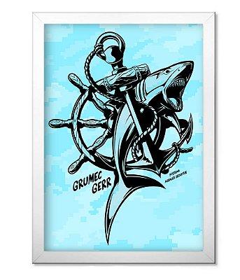 Poster Militar GRUMEC