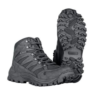 Bota Tractor Hiking Invictus Chumbo