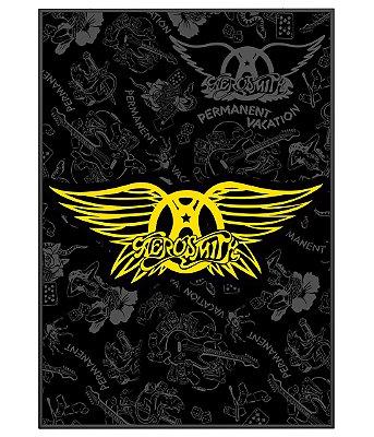 Poster Minimalista Banda Aerosmith