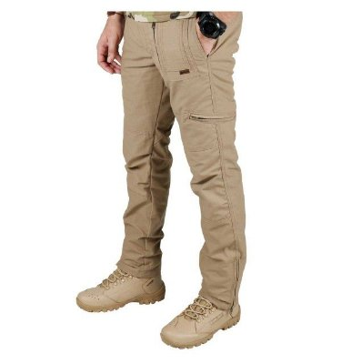 Calça Tática Multiforce Treme Terra Coyote