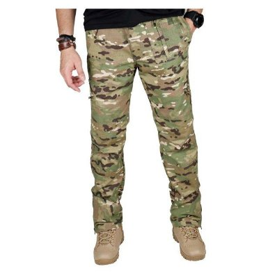 Calça Tática Multiforce Treme Terra Multicam