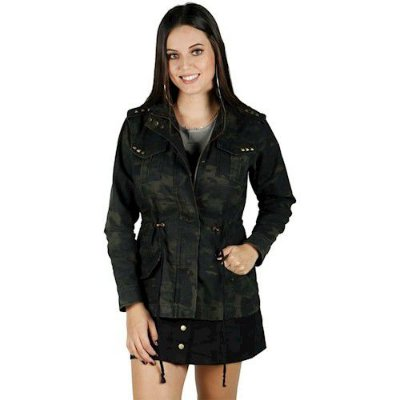 Jaqueta Alicia Multicam Black Treme Terra