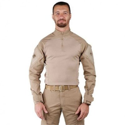 Combat Shirt Coyote Bélica Steel