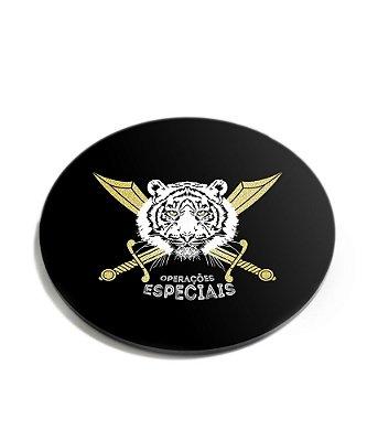Porta Copos Militar Operações Na Selva Acrílico