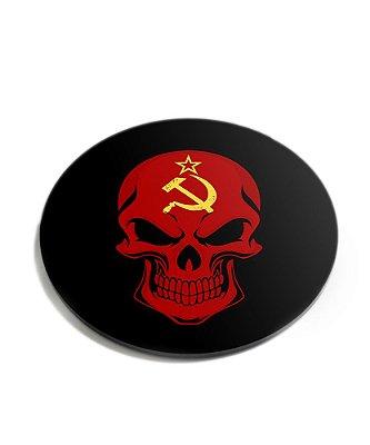 Porta Copos Militar Rússia Acrílico