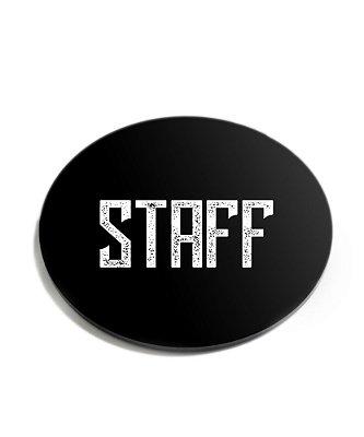 Porta Copos Militar Staff Acrílico