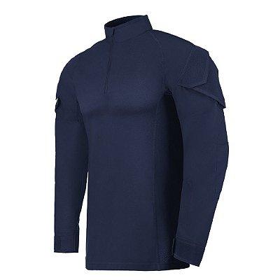 Combat Shirt Operator Azul Aviator Invictus