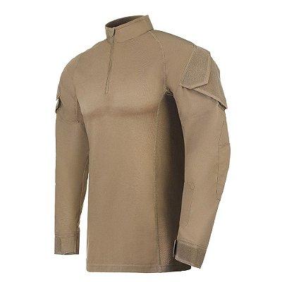 Combat Shirt Operator Caqui Invictus