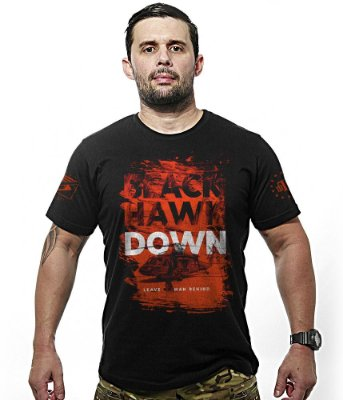 Camiseta Militar Black Hawk Down